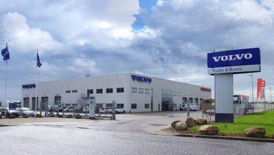 Volvo Truck Center Aarhus