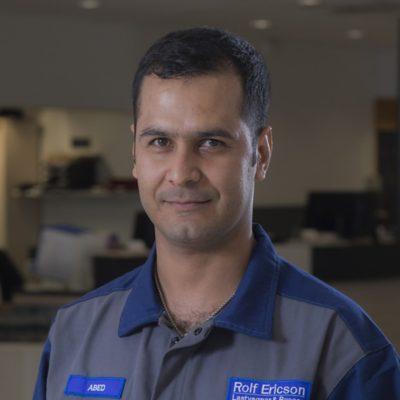 Abed Haidari