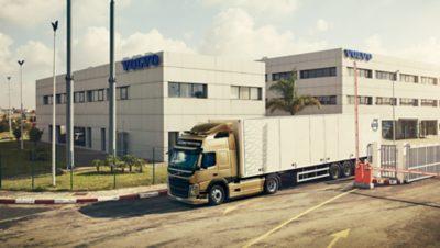 ボルボ・トラックの持続可能な事業
