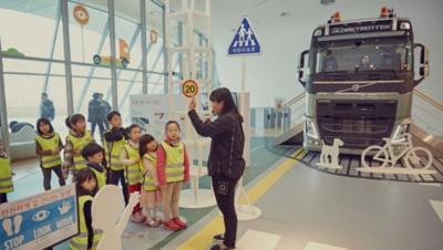 全球性的儿童交通安全活动