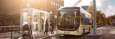 Ganador del Premio a la Tecnología de Volvo 2016: el autobús eléctrico
