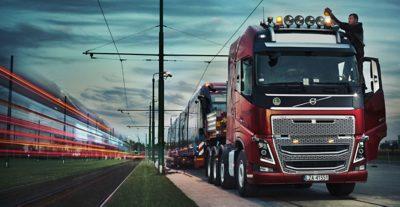 Volvo Trucks Lagerfahrzeuge