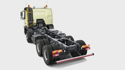 Volvo FMX automatic traction control configs studio