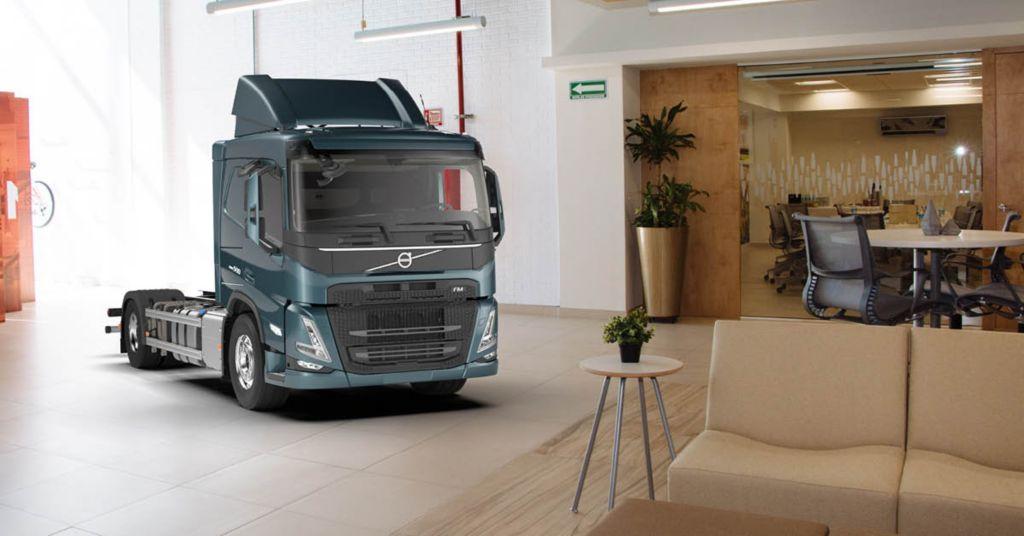 Volvo Trucks introduceert Augmented Reality-app