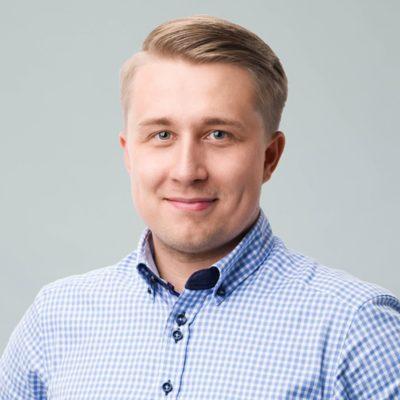 Markkinointipäällikkö Janne Hulkkonen
