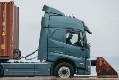 Red Dot Award 2021 voor ontwerp van nieuwe Volvo FM