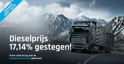 De zuinigste truck ooit