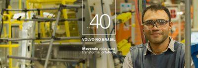 Volvo no brazil
