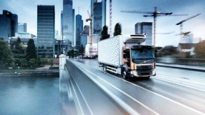 Volvo Trucks Lösungen für den Lieferverkehr