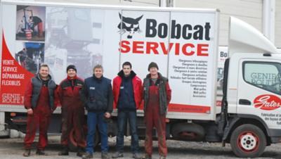 Service Bobcat