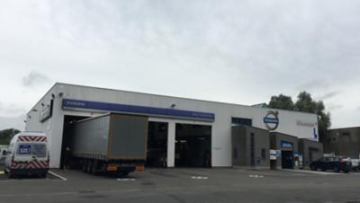 MTI - Mons Truck Industry