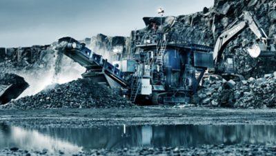 Motoren voor de bouw