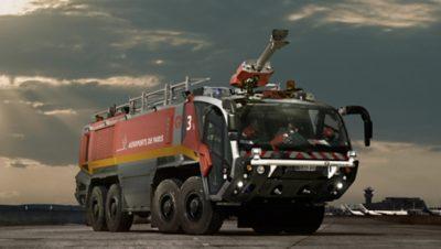 Motoren voor speciale voertuigen