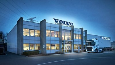 Volvo Truck & Bus Centre Bruxelles
