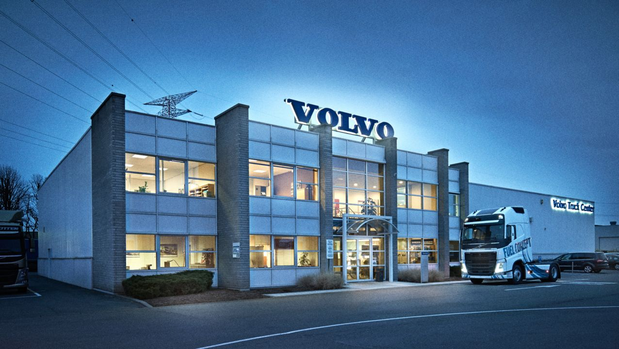 Volvo Truck & Bus Center Brussel