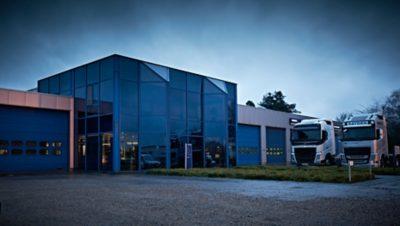 Volvo Truck Center - Kampenhout