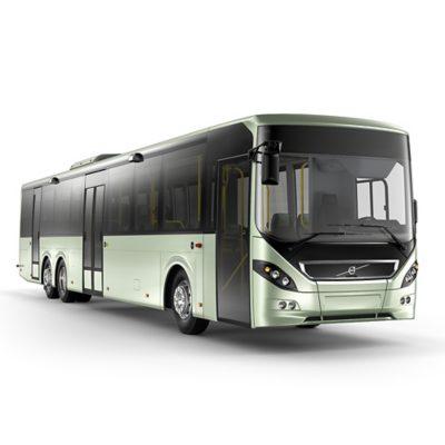 Volvo Intercity bussen