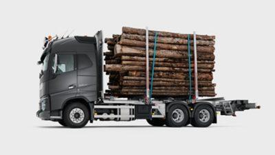 Las capacidades de fabricantes de carrocerías permiten que el Volvo FH esté listo para cualquier aplicación