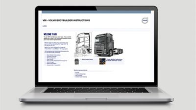 O chassis do Volvo FL é um sonho para montagem de superstruturas