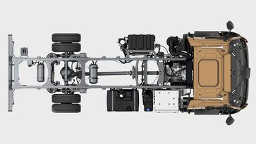 Volvo FL chassis overview