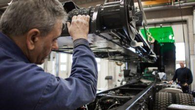 Volvo FM chassis bodybuilder