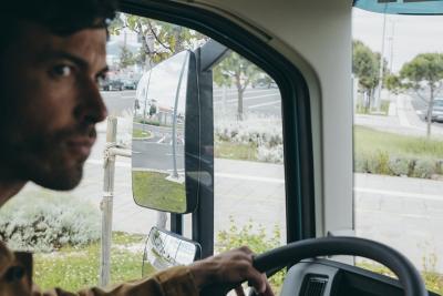 Zichtveld Volvo Trucks