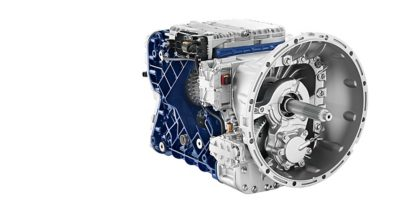 Volvo FMX crawler gears hero