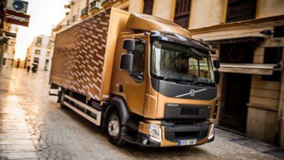 Volvo FL engines d5k d8k golden truck