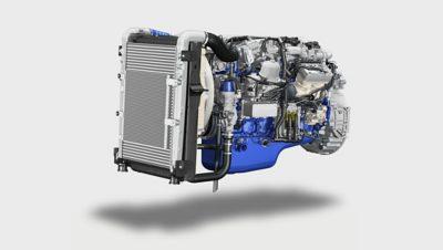 Volvo FL engine