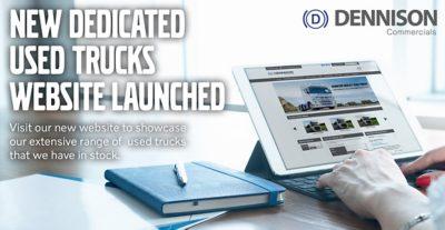 Dennison Commercials Used Trucks Website
