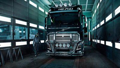 Volvo trucks dealer euro 6 financing volvo truck