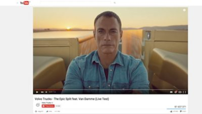 Volvo Trucks на YouTube