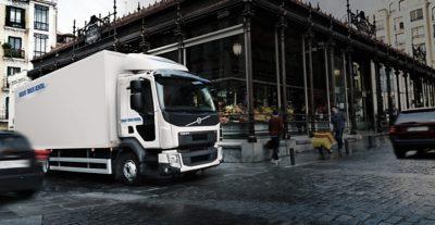 Los camiones se pueden alquilar para cualquier requerimiento