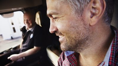 Volvo trucks euro 6 services driver development
