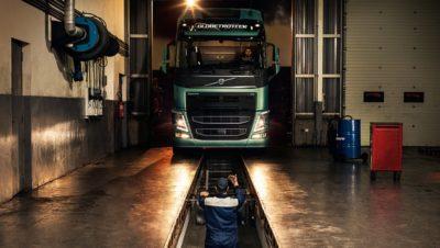 Uw truck in topconditie houden