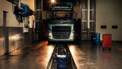 Mantenga su camión en perfectas condiciones