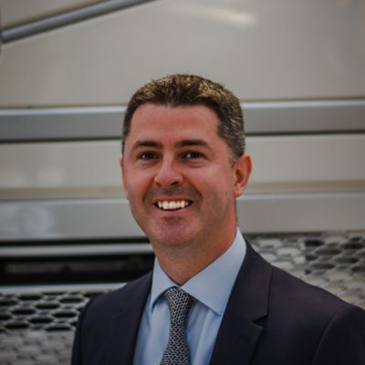 Anthony Walsh - Customer Solutions Manager