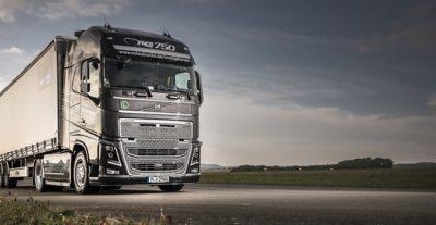 Käytetty Volvo kuorma-auto – varma valinta