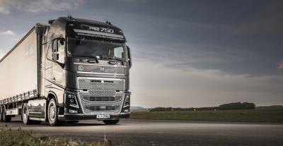Käytetty Volvo kuorma-auto Käyttöautosta – varma valinta
