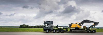 Volvo Trucks server error