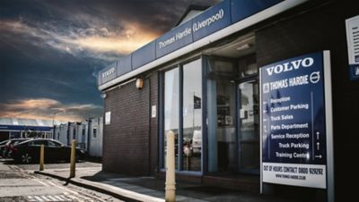 Our Liverpool Depot