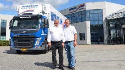 Volvo er en konstruktiv og sikker samarbedspartner