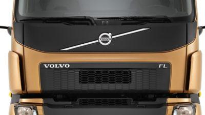 Volvo FL exterior front grill studio