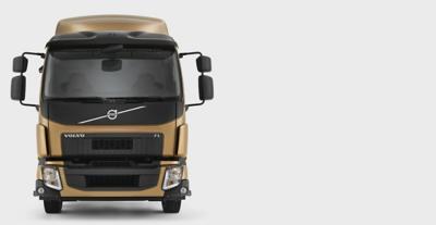 Volvo FL: compact and impressive