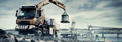 Volvo FL 4x4 für unwegsames Terrain