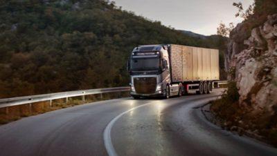 Volvo FH 引擎煞車系統