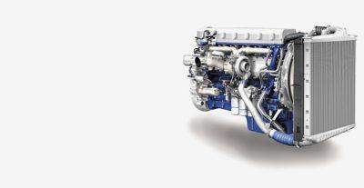Volvo FH 柴油引擎燃油效率工作室