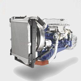 Volvo FH: motores diésel de Volvo