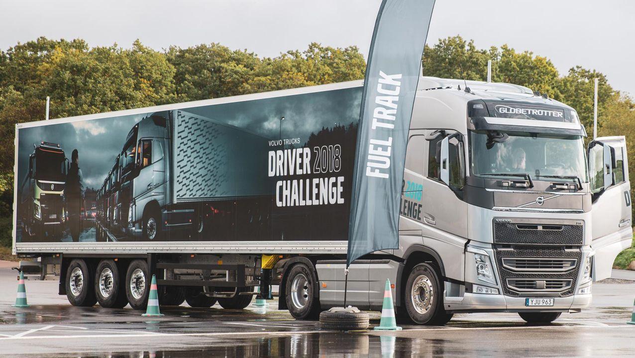 Volvo Trucks 司機挑戰賽