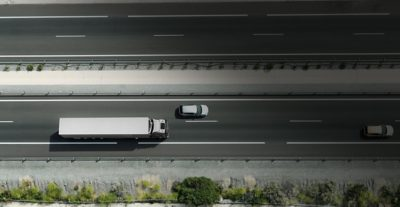 Volvo FH 駕駛員支援系統